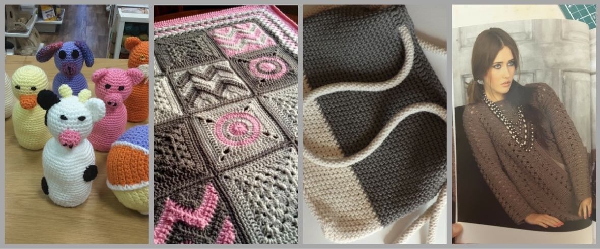 Crochet Projects for Improvers