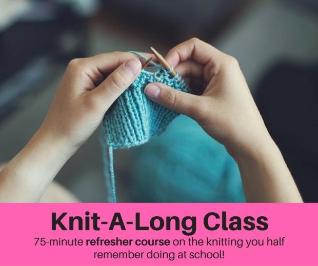 knit-a-long